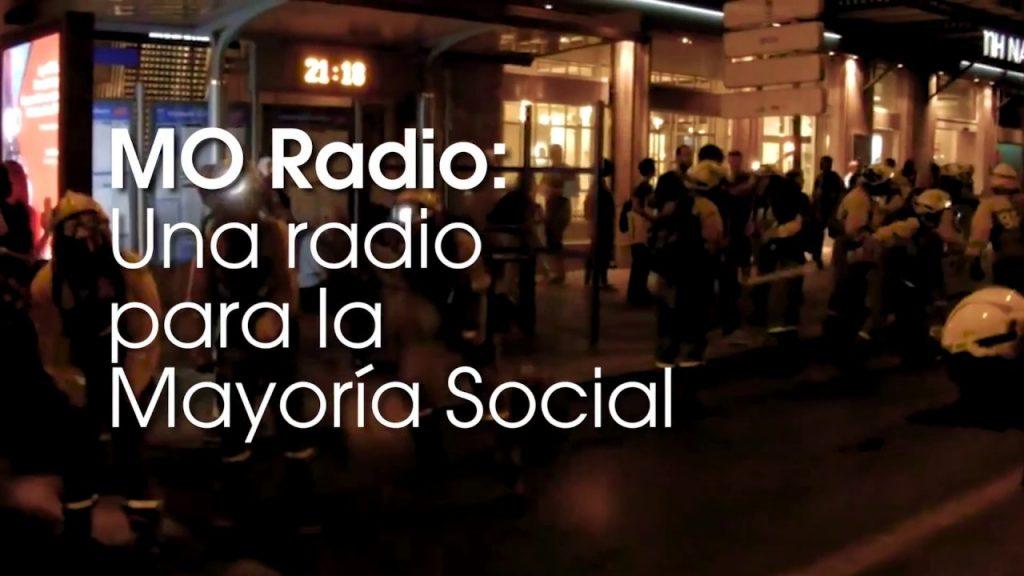 MO Radio: Una radio para la mayoría social