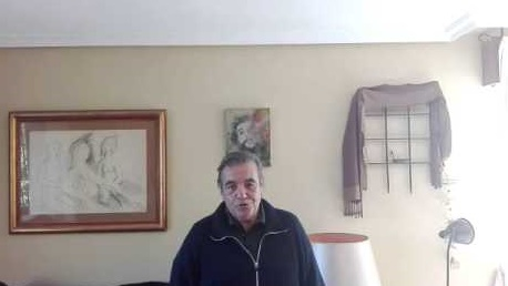 Benito Rabal: mensaje de apoyo a Mundo Obrero Radio