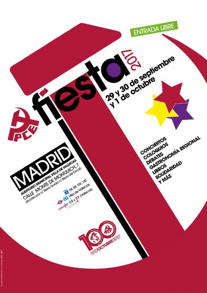 Fiesta PCE 2017