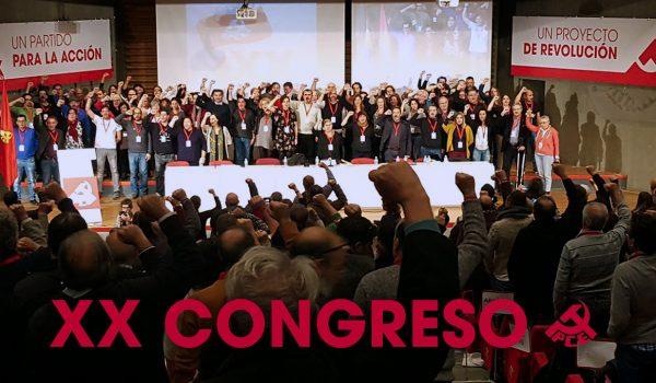 XX Congreso del PCE