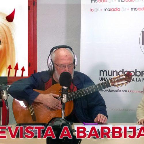 Rebeldes con causa 07 Entrevista a 'Barbijaputa'
