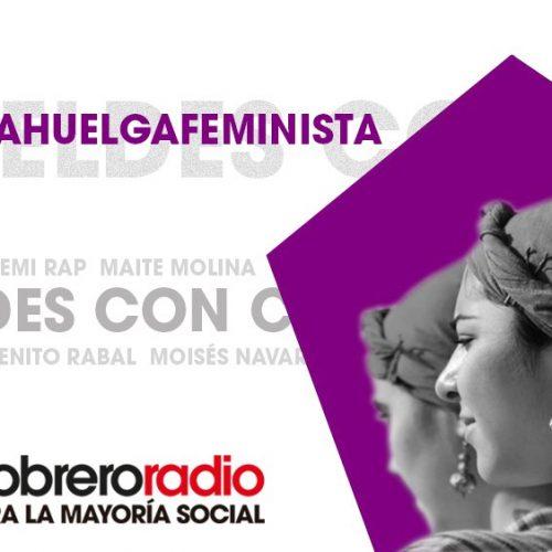 Rebeldes Con Causa 13. Huelga Feminista