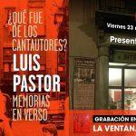 La Ventana Roja Luis Pastor
