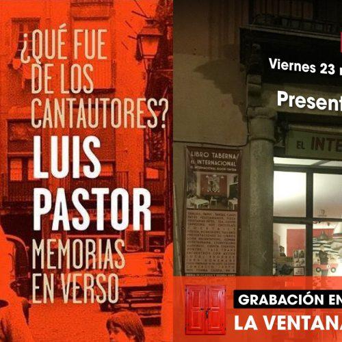 Especial Ventana Roja con Luis Pastor