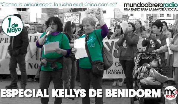 Especial Kellys Benidorm 1 de Mayo