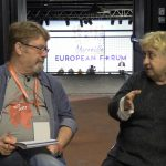 Entrevista a Maite Mola en el Foro de Marsella