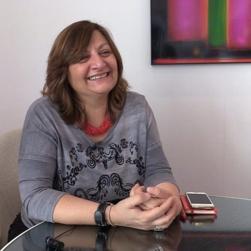 Entrevista a Monica Valente en el Foro de Marsella