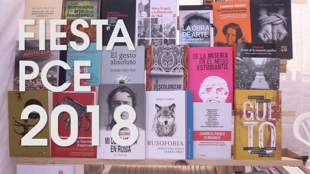 Fiesta PCE 2018
