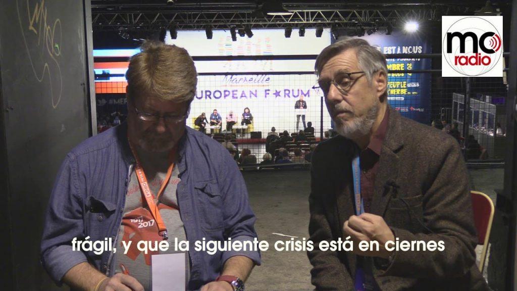 Entrevista a Walter Baier Coordinador Político de transform!