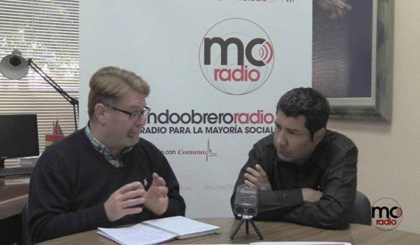 Entrevista a Carlos Midence embajador de Nicaragua