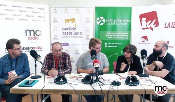 Constituida la plataforma política Castilla y León En Marcha