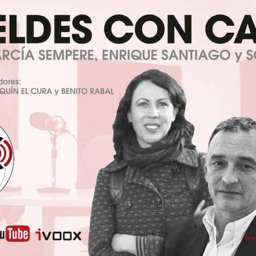 Rebeldes con causa n. 31 fiesta pce 2019