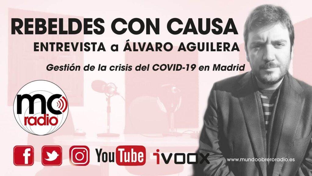 Entrevista a Alvaro Aguilera, Secretario General del PCM
