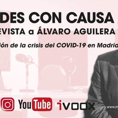 Entrevista a Álvaro Aguilera. secretario general del PCM