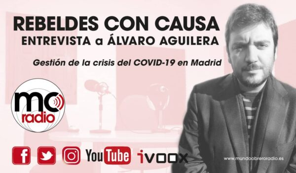 Entrevista a Álvaro Aguilera, secretario general del PCM
