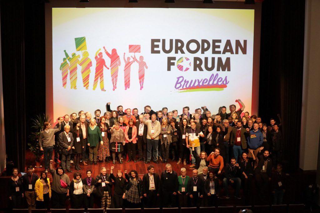 Bruxelles European Forum 2019