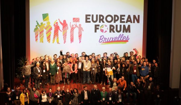 La izquierda europea, los progresistas y los verdes se unen para trazar un nuevo camino para salir del covid, el empleo y las crisis climáticas