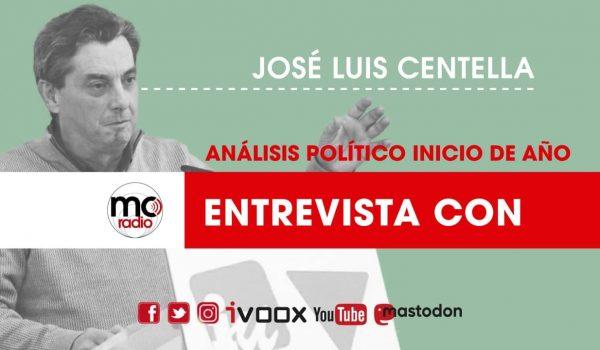 Entrevista con José Luis Centella